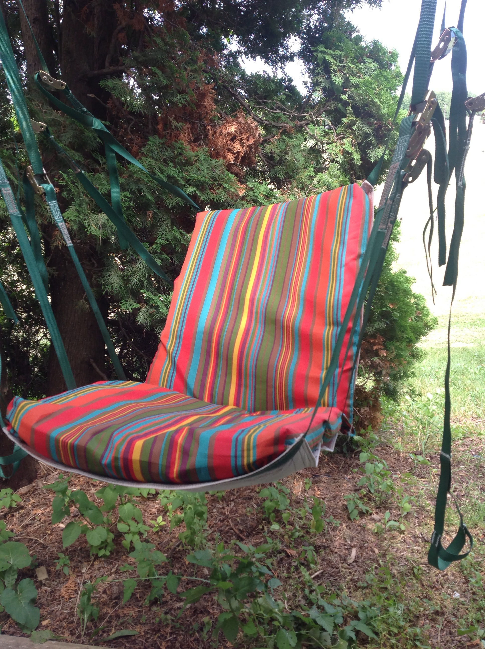 hammock chair instructions rocking pads for nursery diy the forgiven wife