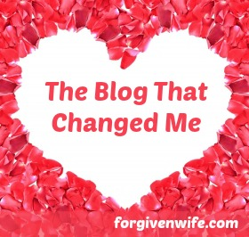 The blog that started my heart change