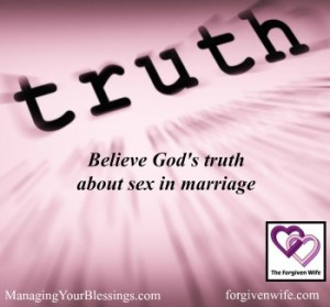 Are you ready to renew your mind, heart, and spirit and learn God's truth about sex and sexuality?
