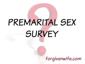 Not present Sexual experience questionaire opinion