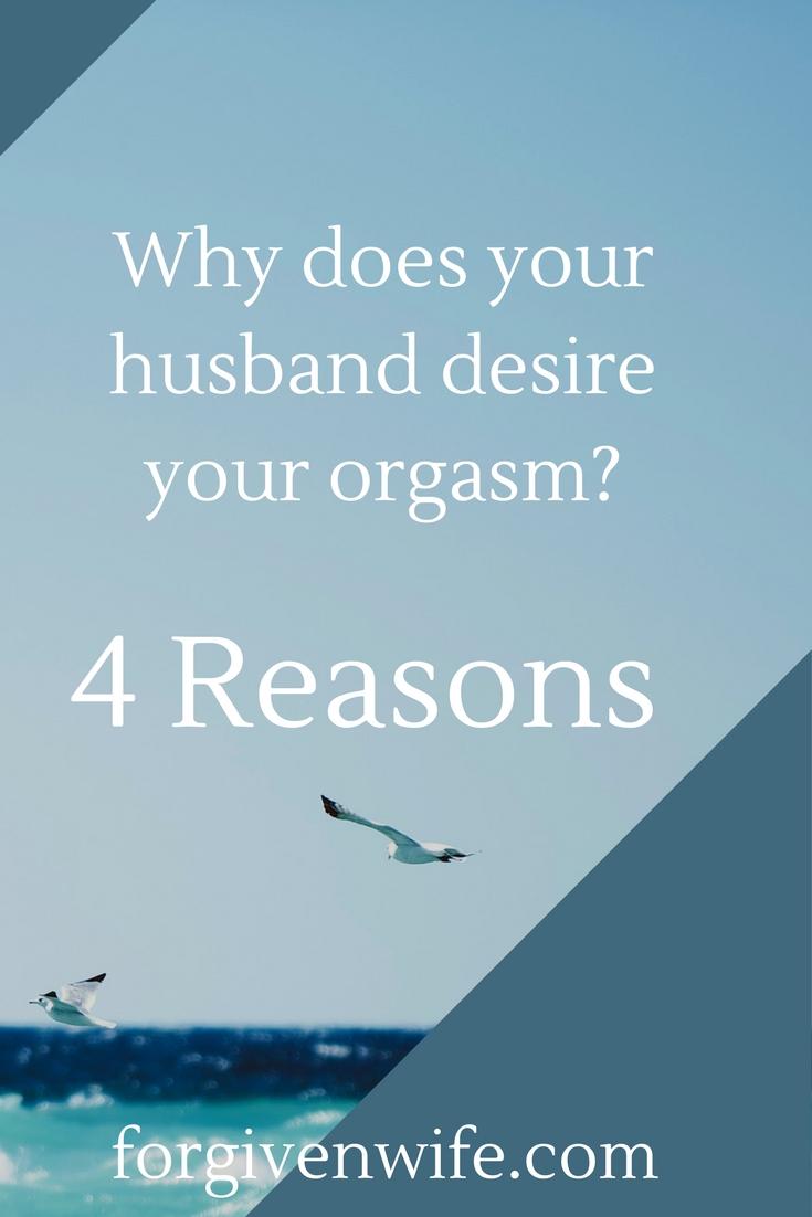 Encourage wife to masturbate