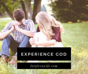 Spend time with God to put your to-do list in perspective.