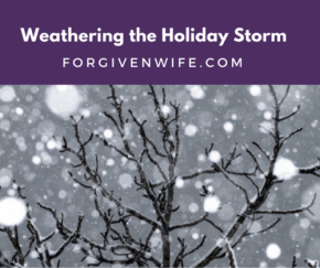 Prepare for the holidays in a way that nurtures the intimacy in your marriage.