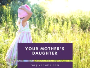 Healing from a difficult relationship with your mother