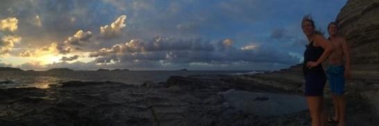 Sunset Art by God
