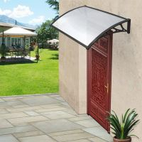 Door Canopy Patio Awning Shelter Porch Front Rain Roof ...