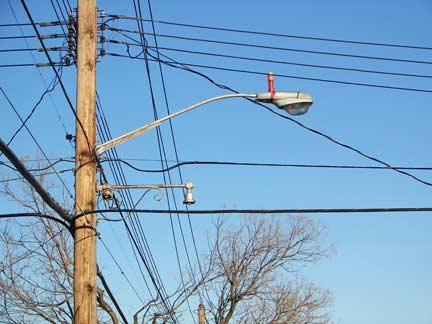 APPENDAGES Utility pole attachments  Forgotten New York