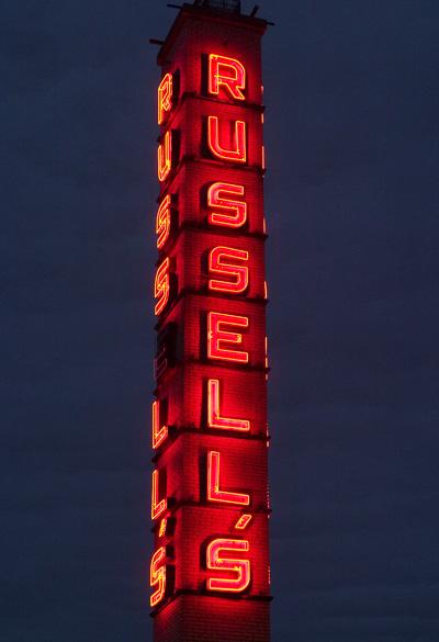 Neonlicht  Forgotten Chicago  History Architecture and