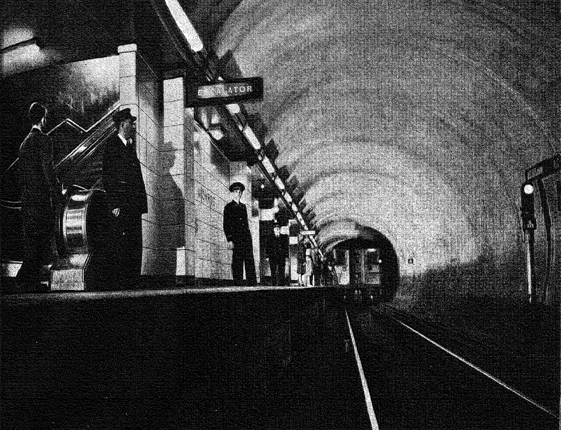 Our Historic Subway Stations  Forgotten Chicago  History Architecture and Infrastructure