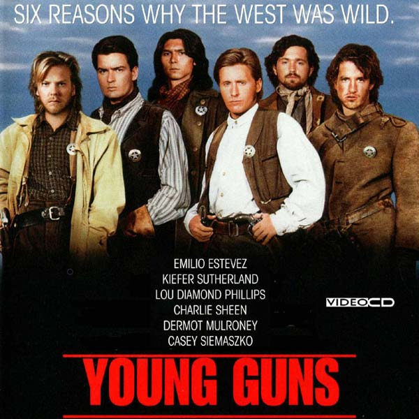 Ep 033 TFFP Young Guns 1988