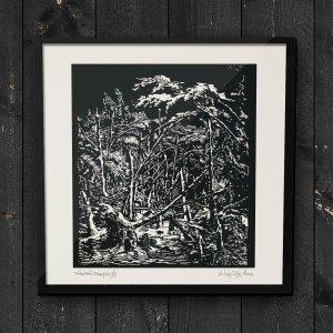 """A Long Way Home"" Art Print"