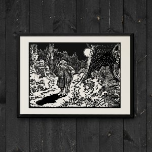 """The Lost Children"" Art Print"