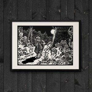 """The Lost Children"" Art Print"