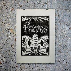 """""""Nightmoth"""" Art Print"""