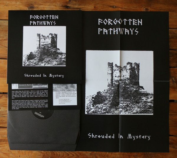 2LP overview of Forgotten Pathways - Shrouded In Mystery