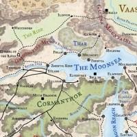 Geografia dei Reami: introduzione al Mare della Luna (Moonsea) - 1356 DR - parte prima -