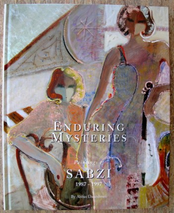 Sabzi ENDURING MYSTERIES Coffee Table Color Art Book