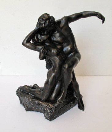 Auguste Rodin ETERNAL SPRINGTIME Bronze Sculpture