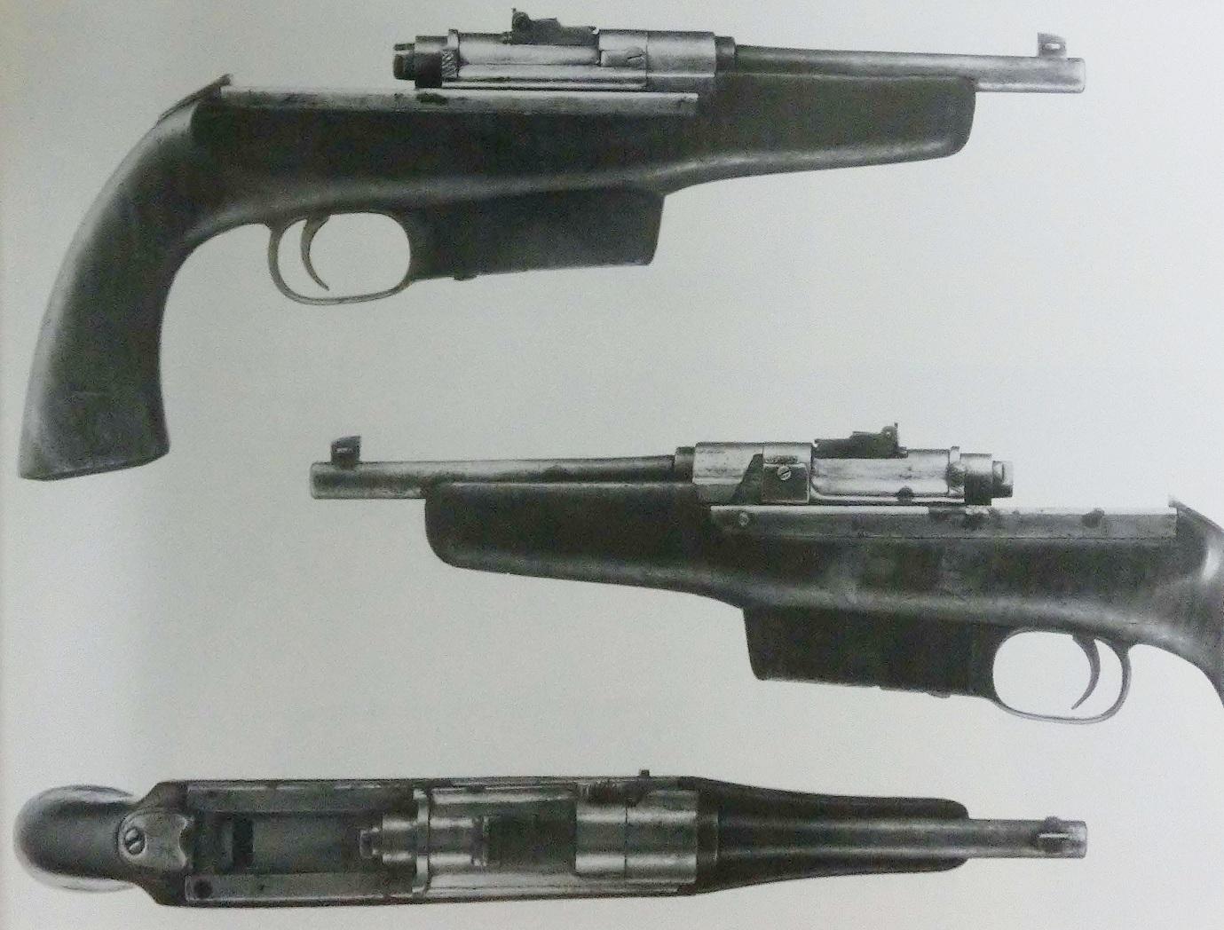 Clausius 1895  Forgotten Weapons