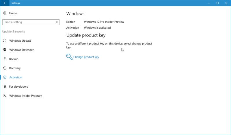 Cara menghubungkan lisensi Windows 10 ke Account Microsoft