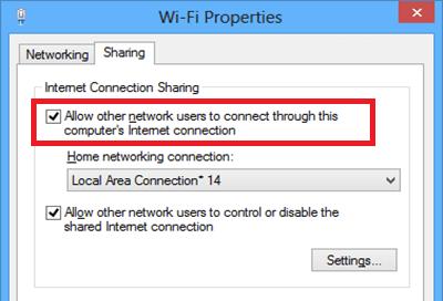 Cara menghidupkan WiFi Hotspot di Windows 10 Tanpa Software