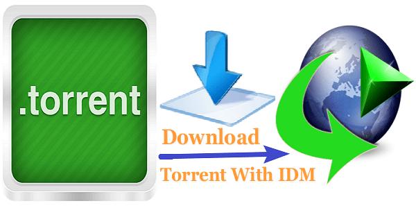 Cara Download File Torrent dengan IDM Cepat Dan Gratis