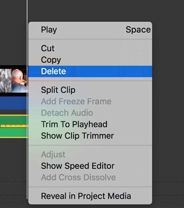 Cara Hapus Audio dari Video Menggunakan iMovie di Mac