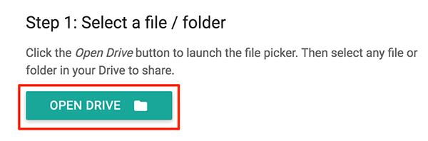 Cara Mengatur Tanggal kadaluarsa untuk Google Drive Share Links