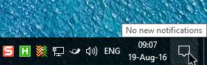Cara Setup dan Konfigurasi Jam tenang di Windows 10
