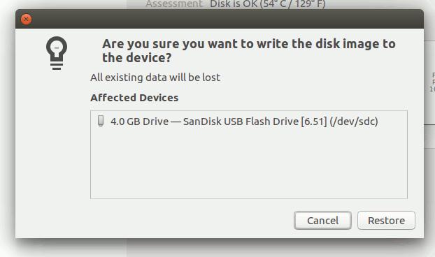 Cara termudah untuk Membuat USB Installer Bootable di Ubuntu