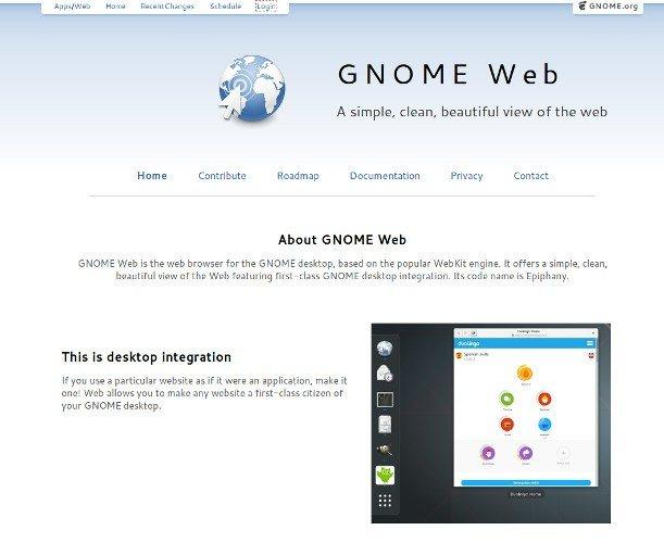 5 Browser Linux Yang Mungkin Melum Pernah Anda Dengar