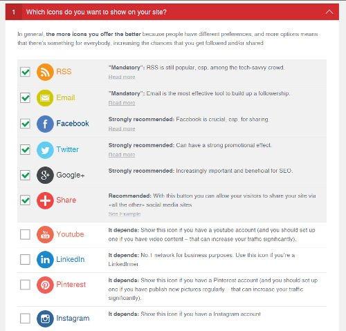 7 Plugin Social Media Terbaik untuk WordPress 2016