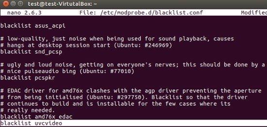 Cara Nonaktifkan Mikrofon dan Webcam di Ubuntu