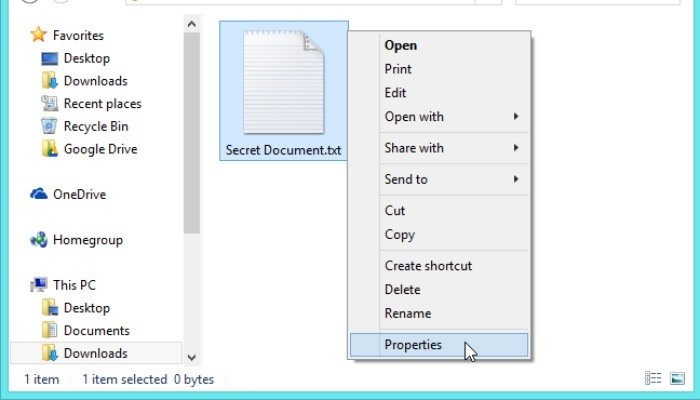 Cara Sembunyikan File dan Folder di Windows 10