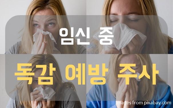 인플루엔자 예방접종]임신 중 독감예방주사,  안전한가요?4 min read