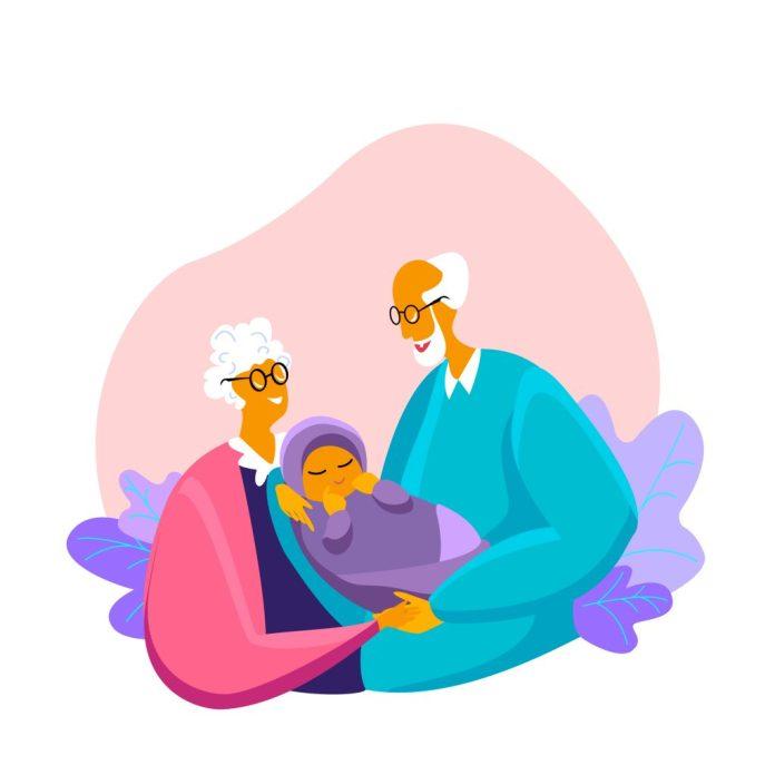 고령임신, 고령(old age)가 바뀌고 있다. 할머니가 출산하면 고령임신. 포해피우먼닷컴