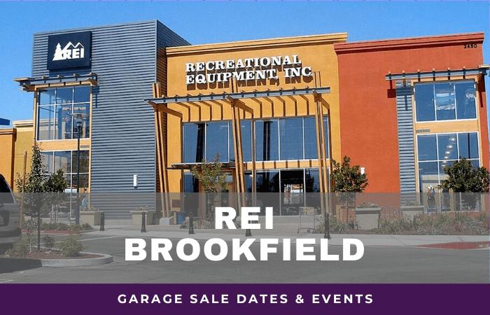 REI Brookfield Garage Sale Dates, rei garage sale brookfield wisconsin