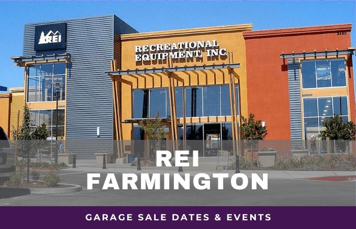REI Farmington Garage Sale Dates, rei garage sale farmington utah