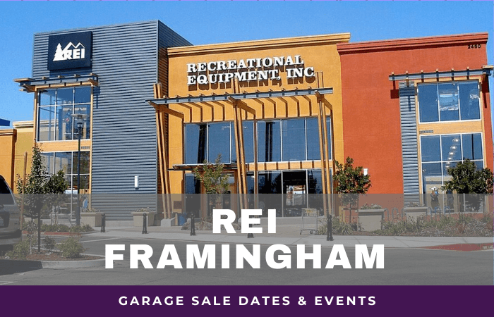 REI Framingham Garage Sale Dates, rei garage sale framingham massachusetts