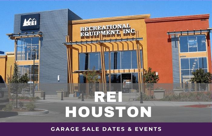 REI Houston Garage Sale Dates, rei garage sale houston texas