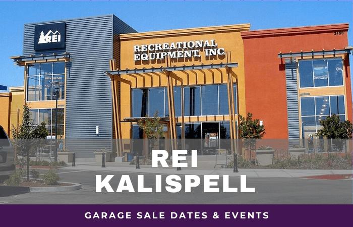 REI Kalispell Garage Sale Dates, rei garage sale kalispell montana
