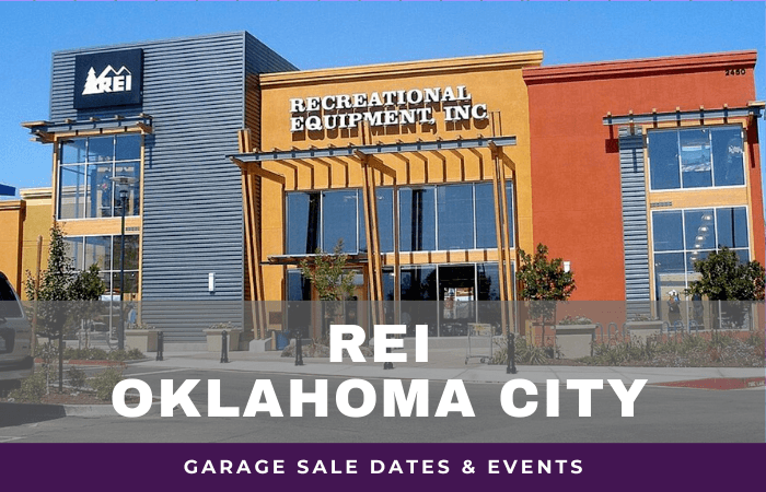 REI Oklahoma City Garage Sale Dates, rei garage sale oklahoma city oklahoma