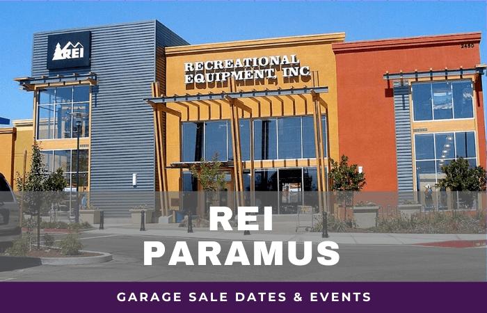 REI Paramus Garage Sale Dates, rei garage sale paramus new jersey