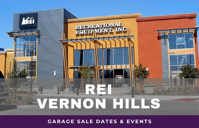REI Vernon Hills Garage Sale Dates, rei garage sale vernon hills