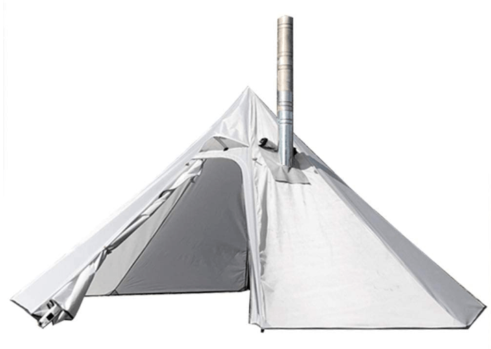 Tent type guide