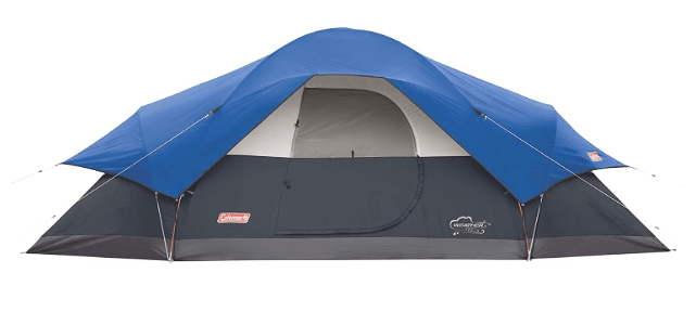Coleman 8-Person Tent for Camping | Re Canyon Car Camping Tent