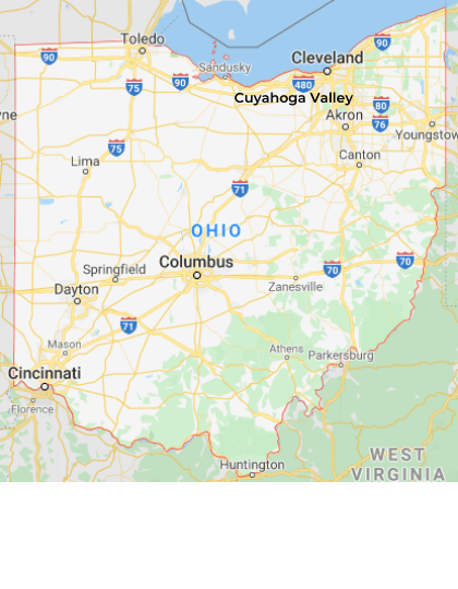 Best National Parks in Ohio, Ohio National Parks, National Parks Ohio, how many national parks in Ohio, Ohio national parks map, map of Ohio National parks, list of national parks in Ohio