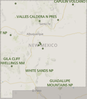 Best National Parks in New Mexico, New Mexico National Parks, National Parks New Mexico, how many national parks in New Mexico, New Mexico national parks map, map of New Mexico National parks, list of national parks in New Mexico