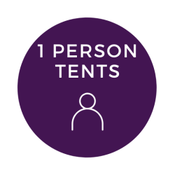 1 person tents