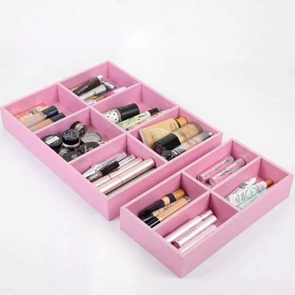 IKEA Drawers general makeup organizer